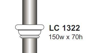 lc_1322_aluminium_column_collar_76mm_tube
