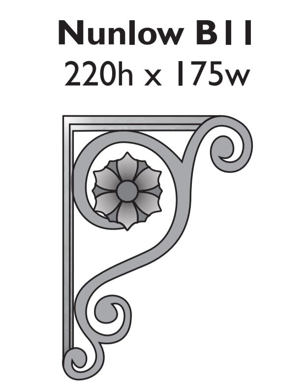 nunlow_b11_aluminium_spandrel_bracket